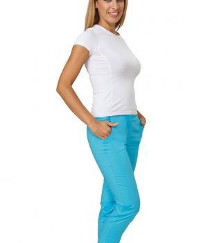 3a76dd967216 Dámské dlouhé kalhoty Pantaloni donna Tamara Siggi