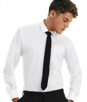 f25eba4c393 Pánská košile s dlouhým rukávem Twill B C