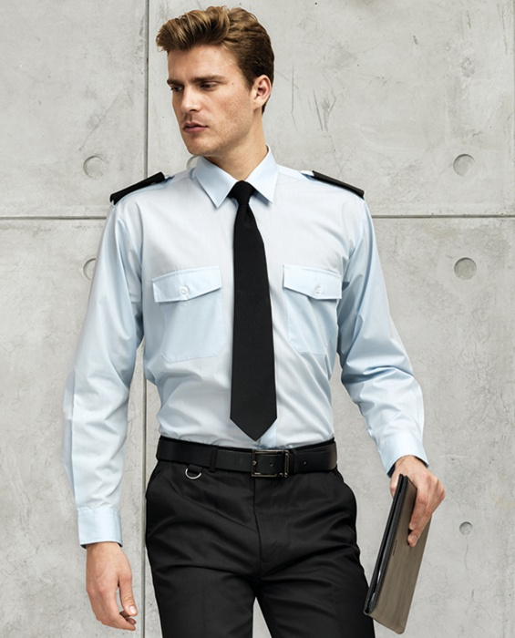 4b5f4f2bd5a DoRachoty.cz - Pánská košile s dlouhým rukávem Premier Workwear Pilot Shirt  Longsleeve