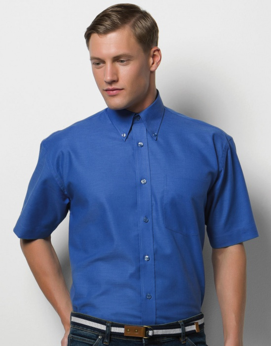 fab6a66a2f8 DoRachoty.cz - Pánská košile s krátkým rukávem Promotional Oxford Kustom kit