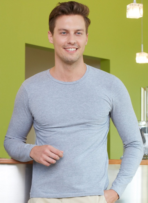 a08e24a626e DoRachoty.cz - Pánské triko s dlouhým rukávem Ghedi CG Workwear